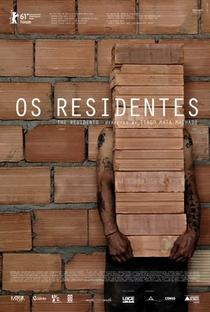 Assistir Os Residentes Online Grátis Dublado Legendado (Full HD, 720p, 1080p) | Tiago Mata Machado | 2010