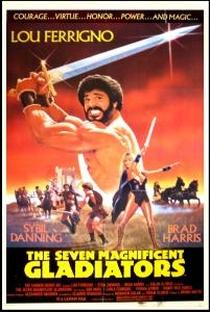 Assistir Os Sete Magníficos Gladiadores Online Grátis Dublado Legendado (Full HD, 720p, 1080p) | Bruno Mattei