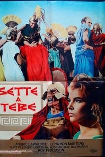 Assistir Os Sete de Tebas Online Grátis Dublado Legendado (Full HD, 720p, 1080p) | Luigi Vanzi | 1964