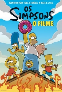 Assistir Os Simpsons: O Filme Online Grátis Dublado Legendado (Full HD, 720p, 1080p) | David Silverman (I) | 2007