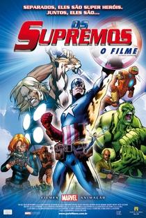 Assistir Os Supremos: O Filme Online Grátis Dublado Legendado (Full HD, 720p, 1080p) | Bob Richardson (I)
