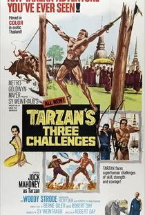 Assistir Os Três Desafios De Tarzan Online Grátis Dublado Legendado (Full HD, 720p, 1080p)   Robert Day (I)   1963