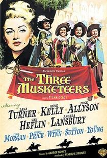Assistir Os Três Mosqueteiros Online Grátis Dublado Legendado (Full HD, 720p, 1080p) | George Sidney (II) | 1948