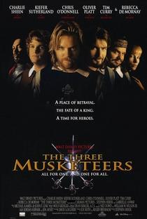 Assistir Os Três Mosqueteiros Online Grátis Dublado Legendado (Full HD, 720p, 1080p) | Stephen Herek | 1993