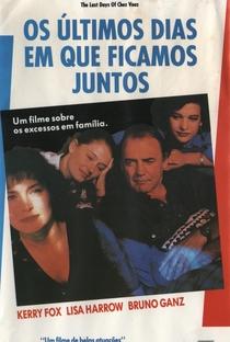 Assistir Os Últimos Dias em Que Ficamos Juntos Online Grátis Dublado Legendado (Full HD, 720p, 1080p) | Gillian Armstrong | 1992