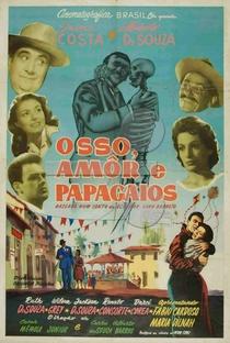 Assistir Osso, amor e papagaios Online Grátis Dublado Legendado (Full HD, 720p, 1080p) | Carlos Alberto de Souza Barros