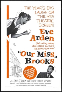 Assistir Our Miss Brooks Online Grátis Dublado Legendado (Full HD, 720p, 1080p) | Al Lewis | 1956