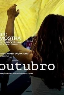 Assistir Outubro Online Grátis Dublado Legendado (Full HD, 720p, 1080p) | Maria Ribeiro | 2019