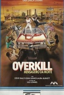 Assistir Overkill: Mensageiro da Morte Online Grátis Dublado Legendado (Full HD, 720p, 1080p) | Ulli Lommel | 1987
