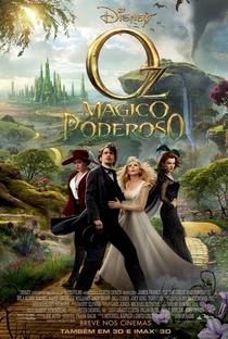 Assistir Oz: Mágico e Poderoso Online Grátis Dublado Legendado (Full HD, 720p, 1080p) | Sam Raimi | 2013