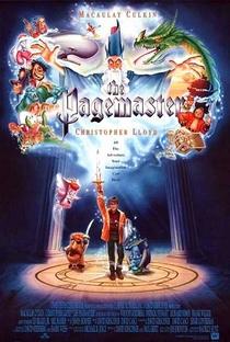 Assistir Pagemaster, o Mestre da Fantasia Online Grátis Dublado Legendado (Full HD, 720p, 1080p)   Joe Johnston
