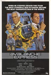 Assistir Pânico no Atlântico Express Online Grátis Dublado Legendado (Full HD, 720p, 1080p)   Mark Robson (I)
