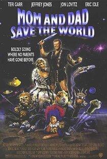 Assistir Papai e Mamãe Salvam o Mundo Online Grátis Dublado Legendado (Full HD, 720p, 1080p) | Greg Beeman | 1992