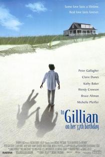 Assistir Para Gillian no seu Aniversário Online Grátis Dublado Legendado (Full HD, 720p, 1080p) | Michael Pressman | 1996