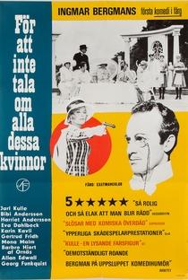 Assistir Para Não Falar de Todas Essas Mulheres Online Grátis Dublado Legendado (Full HD, 720p, 1080p) | Ingmar Bergman | 1964