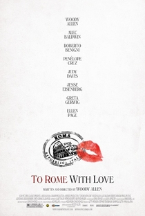 Assistir Para Roma Com Amor Online Grátis Dublado Legendado (Full HD, 720p, 1080p) | Woody Allen | 2012
