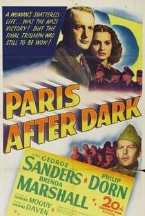 Assistir Paris nas Trevas Online Grátis Dublado Legendado (Full HD, 720p, 1080p) | Léonide Moguy | 1943