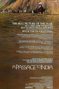 Assistir Passagem para a Índia Online Grátis Dublado Legendado (Full HD, 720p, 1080p) | David Lean (I) | 1984