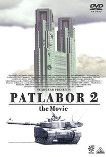 Assistir Patlabor 2 - O Filme Online Grátis Dublado Legendado (Full HD, 720p, 1080p)   Mamoru Oshii   1993