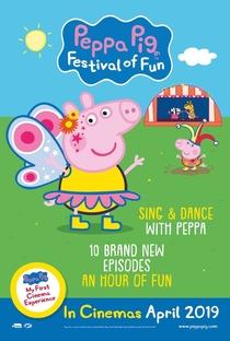 Assistir Peppa Pig: Festival of Fun Online Grátis Dublado Legendado (Full HD, 720p, 1080p) | Joris van Hulzen