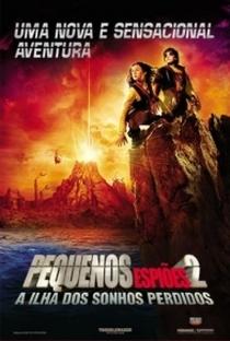 Assistir Pequenos Espiões 2: A Ilha dos Sonhos Perdidos Online Grátis Dublado Legendado (Full HD, 720p, 1080p)   Robert Rodriguez   2002