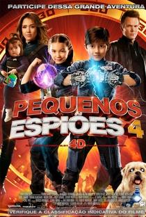 Assistir Pequenos Espiões 4 Online Grátis Dublado Legendado (Full HD, 720p, 1080p) | Robert Rodriguez | 2011