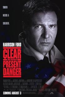 Assistir Perigo Real e Imediato Online Grátis Dublado Legendado (Full HD, 720p, 1080p) | Phillip Noyce | 1994
