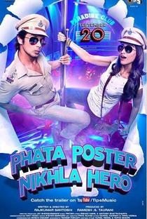 Assistir Phata Poster Nikhla Hero Online Grátis Dublado Legendado (Full HD, 720p, 1080p) | Rajkumar Santoshi | 2013