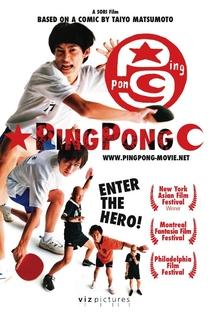 Assistir Ping Pong Online Grátis Dublado Legendado (Full HD, 720p, 1080p)   Fumihiko Sori   2002