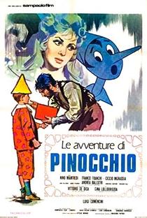 Assistir Pinóquio e Suas Aventuras Online Grátis Dublado Legendado (Full HD, 720p, 1080p) | Luigi Comencini | 1972