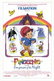 Assistir Pinóquio e o Senhor das Trevas Online Grátis Dublado Legendado (Full HD, 720p, 1080p) | Hal Sutherland | 1987