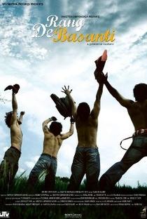 Assistir Pinte de Açafrão Online Grátis Dublado Legendado (Full HD, 720p, 1080p) | Rakeysh Omprakash Mehra | 2006