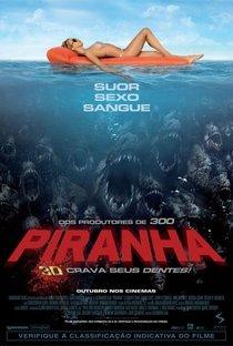 Assistir Piranha 3D Online Grátis Dublado Legendado (Full HD, 720p, 1080p) | Alexandre Aja | 2010