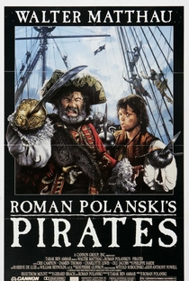 Assistir Piratas Online Grátis Dublado Legendado (Full HD, 720p, 1080p) | Roman Polanski | 1986