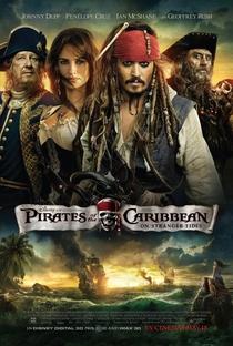 Assistir Piratas do Caribe: Navegando em Águas Misteriosas Online Grátis Dublado Legendado (Full HD, 720p, 1080p) | Rob Marshall | 2011