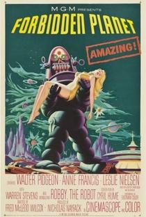 Assistir Planeta Proibido Online Grátis Dublado Legendado (Full HD, 720p, 1080p)   Fred M. Wilcox   1956