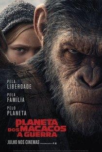 Assistir Planeta dos Macacos: A Guerra Online Grátis Dublado Legendado (Full HD, 720p, 1080p) | Matt Reeves | 2017