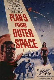 Assistir Plano 9 do Espaço Sideral Online Grátis Dublado Legendado (Full HD, 720p, 1080p) | Ed Wood | 1959