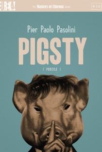 Assistir Pocilga Online Grátis Dublado Legendado (Full HD, 720p, 1080p) | Pier Paolo Pasolini | 1969