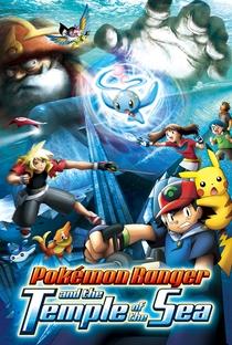 Assistir Pokémon, O Filme 9: Pokémon Ranger e o Lendário Templo do Mar Online Grátis Dublado Legendado (Full HD, 720p, 1080p) | Kunihiko Yuyama | 2006