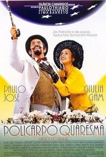 Assistir Policarpo Quaresma, Herói do Brasil Online Grátis Dublado Legendado (Full HD, 720p, 1080p) | Paulo Thiago | 1998
