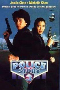 Assistir Police Story 3: Supercop Online Grátis Dublado Legendado (Full HD, 720p, 1080p) | Stanley Tong (I) | 1992