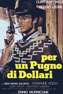 Assistir Por um Punhado de Dólares Online Grátis Dublado Legendado (Full HD, 720p, 1080p) | Sergio Leone | 1964