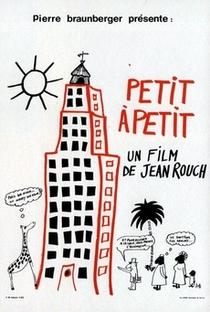 Assistir Pouco a Pouco Online Grátis Dublado Legendado (Full HD, 720p, 1080p) | Jean Rouch | 1970
