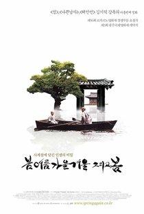 Assistir Primavera, Verão, Outono, Inverno e... Primavera Online Grátis Dublado Legendado (Full HD, 720p, 1080p) | Ki-duk Kim (II) | 2003