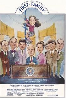 Assistir Primeira Família Online Grátis Dublado Legendado (Full HD, 720p, 1080p) | Buck Henry | 1980