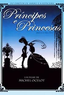 Assistir Príncipes e Princesas Online Grátis Dublado Legendado (Full HD, 720p, 1080p) | Michel Ocelot | 2000