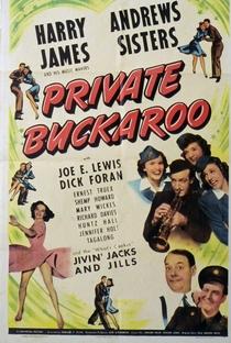 Assistir Private Buckaroo Online Grátis Dublado Legendado (Full HD, 720p, 1080p) | Edward F. Cline | 1942