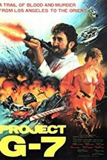 Assistir Projeto G-7 Online Grátis Dublado Legendado (Full HD, 720p, 1080p) | Godfrey Ho | 1987
