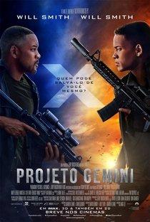 Assistir Projeto Gemini Online Grátis Dublado Legendado (Full HD, 720p, 1080p) | Ang Lee (I) | 2019